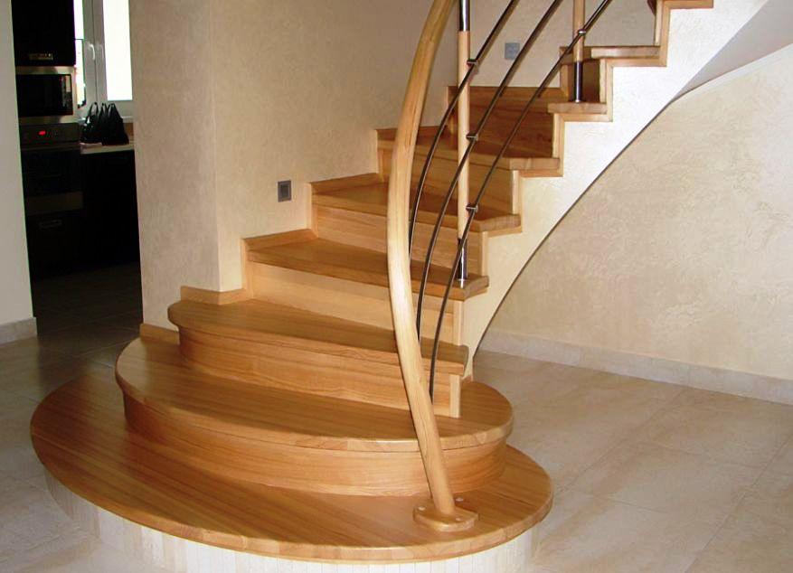 Фото лестниц на второй этаж в частном доме 19 фотография
